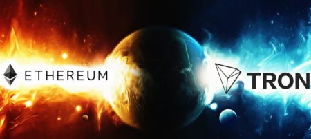 How to trade ethereum for tron